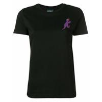 Paul Smith Camiseta Com Estampa De Dinossauro - Preto