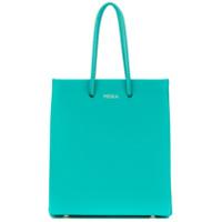 Medea Tiffany Tote Bag - Green