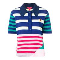 Hilfiger Collection Camisa Polo De Tricô - Azul