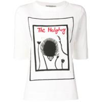 Holland & Holland Camiseta Com Estampa The Hedgehog - Branco