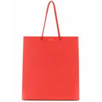 Medea Shopping Bag Tote - Vermelho