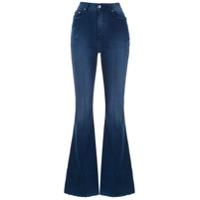 Amapô Calça Jeans Boca De Sino 'kansas' - Azul