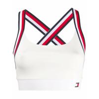 Tommy Hilfiger Regata Com Logo - Branco