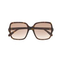 Givenchy Eyewear Óculos De Sol Gv7123Gs - Marrom