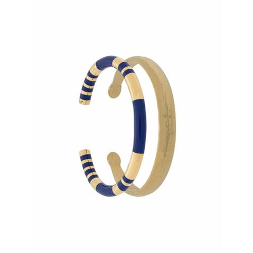 Imagem de Aurelie Bidermann Conjunto de pulseiras 'Positano & Esteban' - Azul