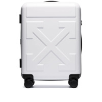 Off-White Mala For Travel - Branco