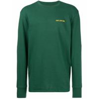 Aimé Leon Dore Camiseta Com Logo - Green