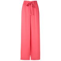 Egrey Calça Pantalona Amber - Rosa