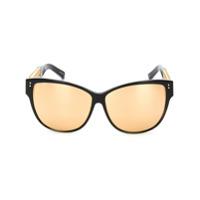 Linda Farrow Óculos De Sol Modelo '411' - Preto