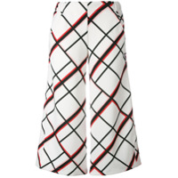 Rossignol Clea Cropped Trousers - Branco