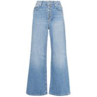 Eve Denim Calça Jeans Pantalona 'charlotte' - Azul