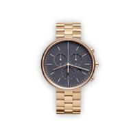 Uniform Wares Relógio Cronógrafo 'm40' - Metálico