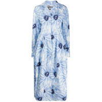 Jacquemus Vestido La Robe Valensole - Azul