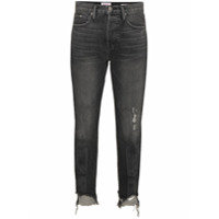 Frame Calça Jeans Skinny - Cinza
