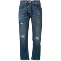 Eleventy Calça Jeans Reta - Azul