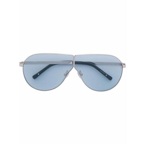 Imagem de 3.1 Phillip Lim Óculos de sol aviador - Metálico