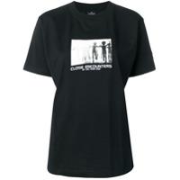 Marcelo Burlon County Of Milan Camiseta 'close Encounters' - Preto