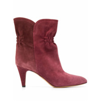 Isabel Marant Ankle Boot Dedie - Roxo