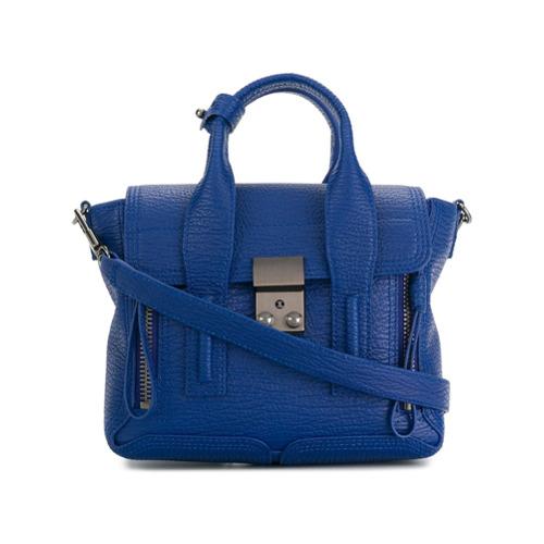 Imagem de 3.1 Phillip Lim Bolsa transversal mini 'Pashli' - Azul
