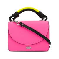Karl Lagerfeld Bolsa Tote 'k/neon' - Rosa