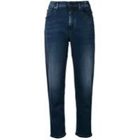 Jacob Cohen Calça Jeans Reta - Azul