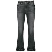 Frame Calça Jeans Cropped - Cinza