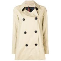 Rrd Trench Coat Curto - Neutro