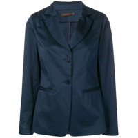 Incentive! Cashmere Relaxed Fit Blazer - Azul