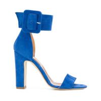 Paris Texas Sandália Com Fivela - Azul