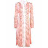 Kimora Lee Simmons Alex Shirt Dress - Branco