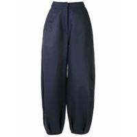 Aluf Calça Ceci Pantalona - Azul