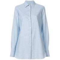 Holland & Holland Camisa Mangas Longas - Azul