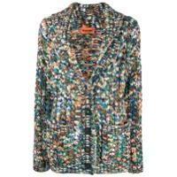 Missoni Mottled Knit Cardigan - Verde