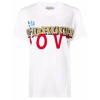 Fiorucci Camiseta Mangas Curtas - Branco