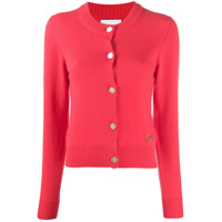 Barrie Cardigan Mangas Longas - Rosa