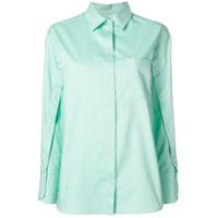 Frenken Camisa Com Botões - Verde
