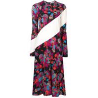 Givenchy Vestido Com Listras - Preto
