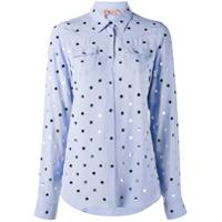 Nº21 Camisa Com Poás - Rosa