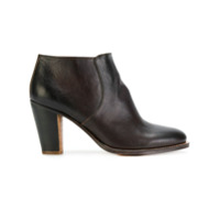 N.d.c. Made By Hand Zipped Ankle Boots - Marrom