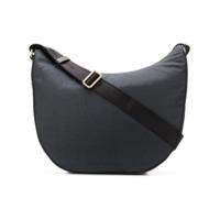 Borbonese Oversized Shoulder Bag - Preto