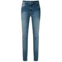 Le Lis Blanc Calça Jeans Skinny - Azul