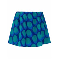 A.brand Short Saia Bolas 'afro' - Azul
