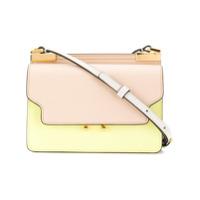 Marni Micro Trunk Bag - Amarelo