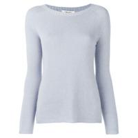 's Max Mara Cashmere Knit Sweater - Azul