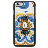 Dolce & Gabbana Case Iphone 7 Plus/8 - Branco