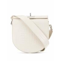 Gu_De Demi Lune Shoulder Bag - Branco