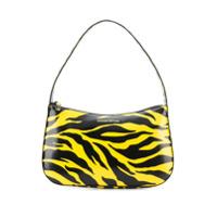 Kwaidan Editions Tiger Print Shoulder Bag - Amarelo