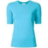 Ck Calvin Klein Crew Neck T-Shirt - Azul