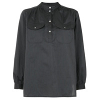 A.p.c. Blusa 'betty' - Azul
