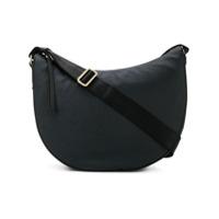 Borbonese Classic Shoulder Bag - Cinza